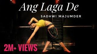 Ang Laga De | Goliyon Ki Raasleela - Ramleela | Dance Cover by Sadhwi