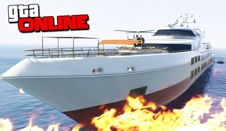 На яхте онлайн фото 150-89