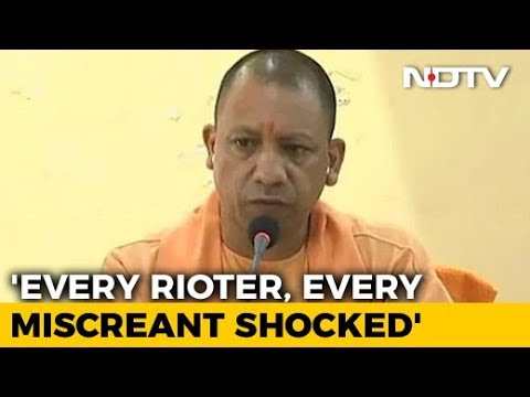 """Shocked Every Protester"": Yogi Adityanath Justifies UP Crackdown"