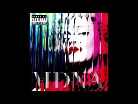 Madonna - Girl Gone Wild - (Audio)
