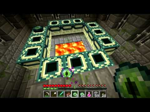 Minecraft Blocks & Items: End Portal Frame