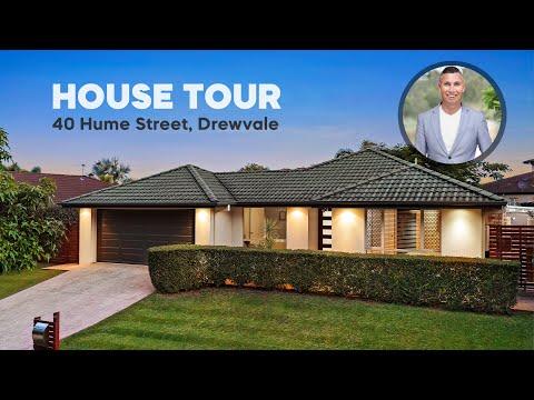 HOUSE TOUR   40 Hume Street Drewvale   CHRIS GILMOUR