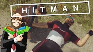 HAPPY HITMAN HOLIDAY | Hitman 2016 - Sapienza