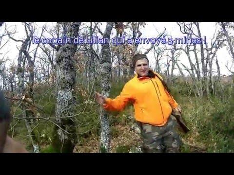 chasse au sanglier 2016 (montagne de Chabre - hautes alpes )