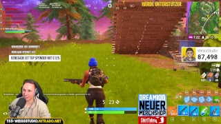 Fortnite: THIS CHALLENGE NOT YOU (+VIP Giveaway) | WeissStudio