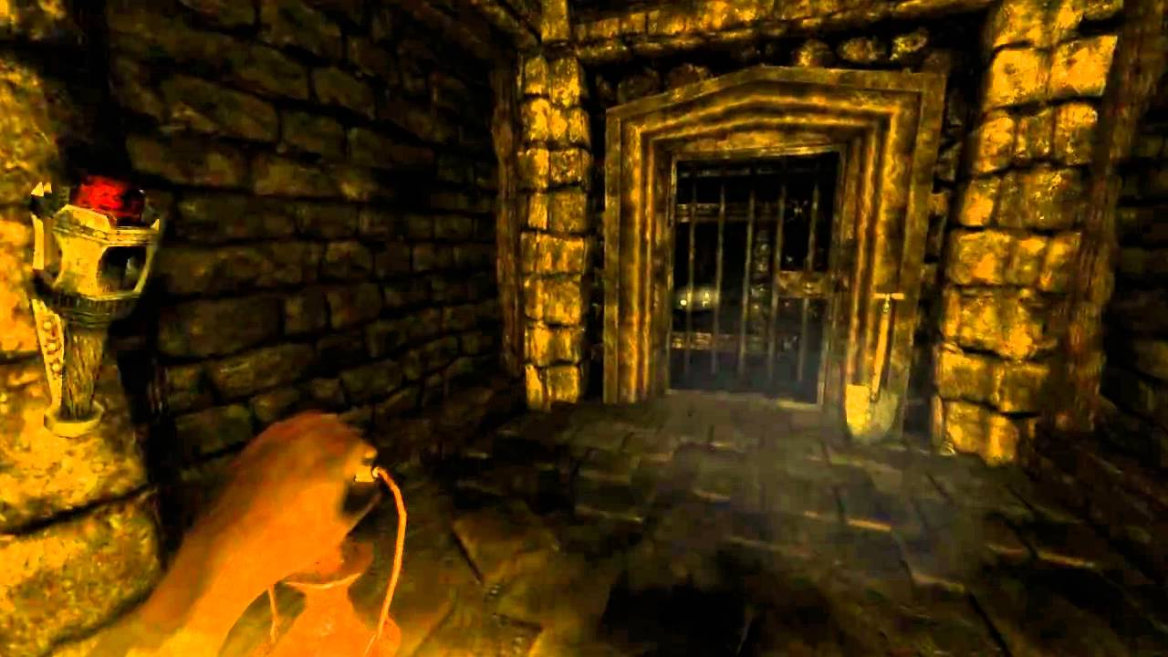 how to play amnesia the dark descent