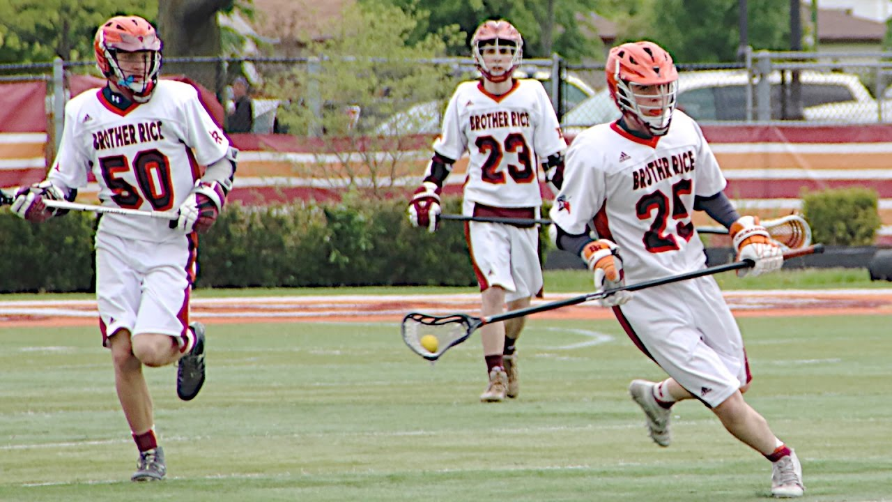 Download Varsity Lacrosse: Brother Rice vs. St. Laurence