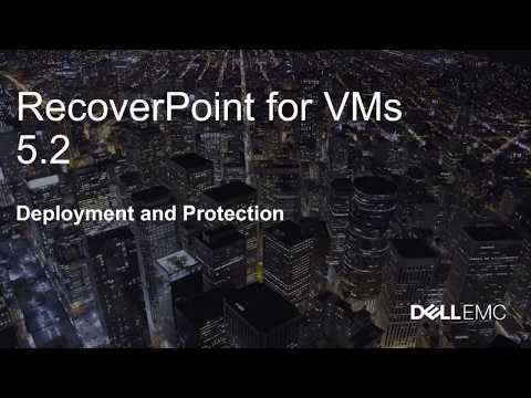 RecoverPoint For Virtual Machines (RP4VMS) 5 2 Is here