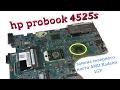 Разбор и ремонт северного моста на ноутбуке HP ProBook 4525 mp3