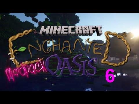 ENT iHasCupquake Enchanted Minecraft Oasis E6