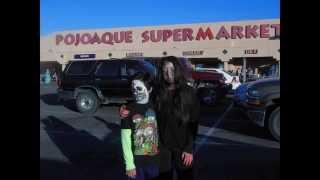 UNIQUE NEW MEXICO (Pojoaque zombie walk October 25, 2014)