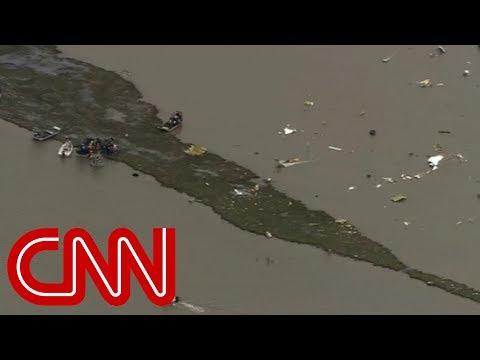 767 cargo plane crashes in Texas