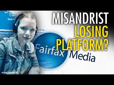 Claire Lehmann: Rabid feminist Fairfax Media is dying