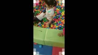 Bermain bersama adik di playground #3 #playground #kids #playgroundkids