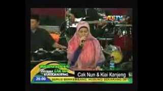 """Novia Kolopaking feat Cak Nun& Kyai Kanjeng: """"BANG BANG WETAN"""" Mp3"""