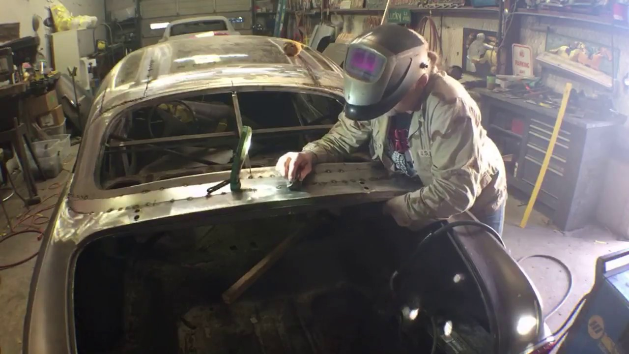MIG Welding for Auto Body Restoration