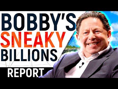 Activision's SCHEME UNRAVELS: The Hidden 5 BILLION TAX DODGE Exposed