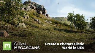 Gambar cover Create a Photorealistic World in UE4
