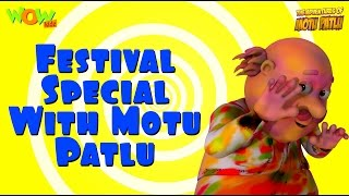 Festival Special - Motu Patlu Compilation As seen on Nickelodeon As seen on Nickelodeon
