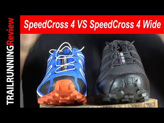 salomon speedcross vario 2 gtx vs speedcross 4 negro