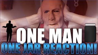 ONE MAN ONE JAR REACTION!! **SICKEST VIDEO ON THE INTERNET**