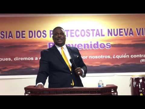 Pastor : Héctor Gómez!