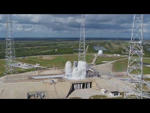 شاهد: ناسا تغمر صاروخاً عند إطلاقه بـ450 ألف غالون ماء خلال دقيقة!…  - نشر قبل 2 ساعة