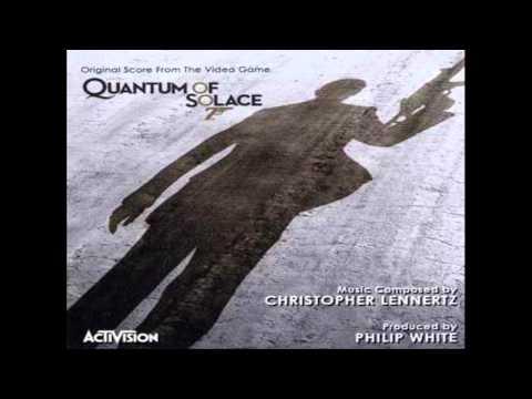 007 Quantum of Solace Soundtrack - Madagascar Sprint