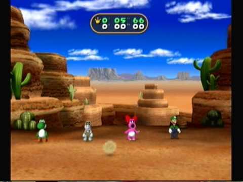 Video - Mario Party 7 - Pokey Pummel | Nintendo | FANDOM