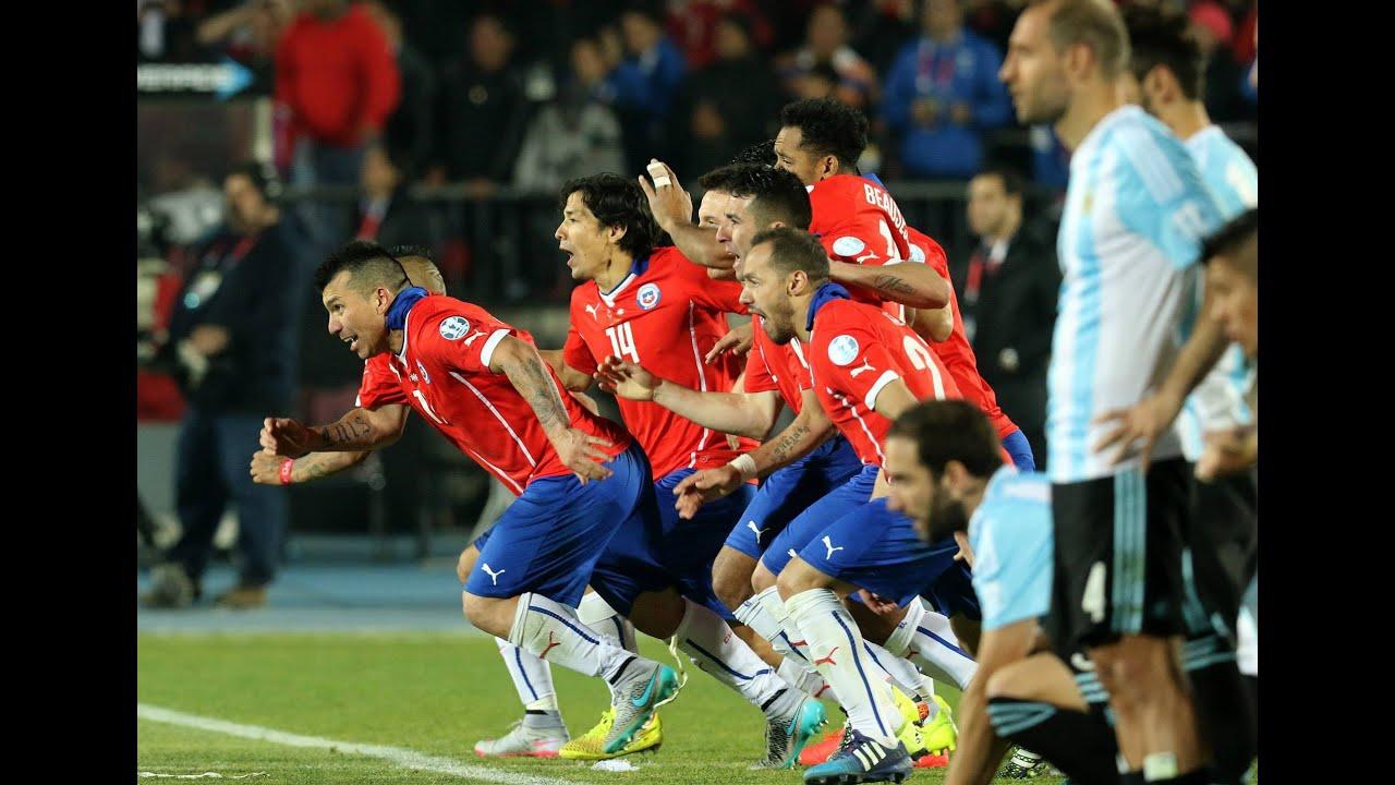Chile descalificado por positivo en dopage de sus jugadores, Argentina campeón