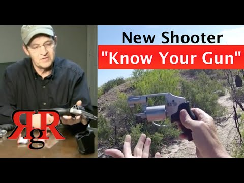 "New Shooter ""Know Your Gun"" (PX4 Storm / SIG P229 / S&W 642)"