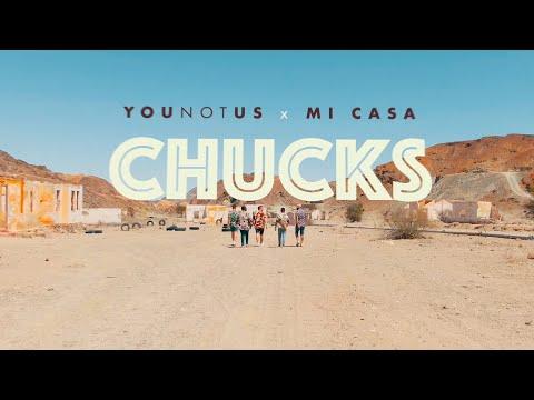 Смотреть клип Younotus X Mi Casa - Chucks