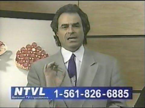 National TV Liquidators 2003_03_16 Fine Jewelry with Larry Magen Part 1