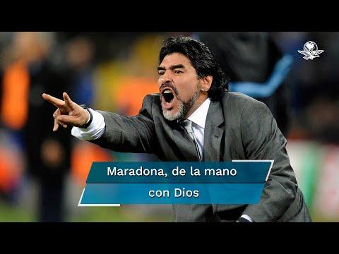 Muere Maradona #EnPortada