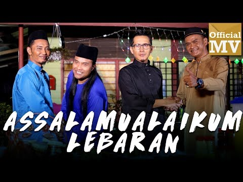 Khalifah - Assalamualaikum Lebaran (Official Music Video)