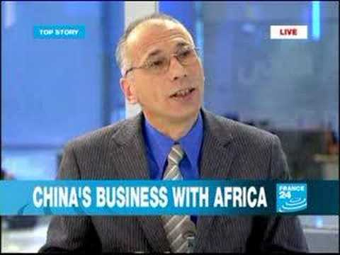 China's business with Africa