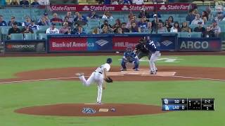 Rich Hill Dominates Padres with 10 Ks in 7 Scoreless Innings