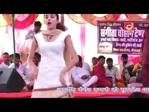 Choti Sapna Dance - Jija Sali  @Pendugill.com