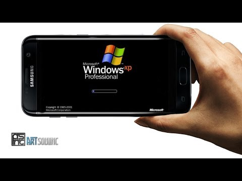 How to Install Windows on Android