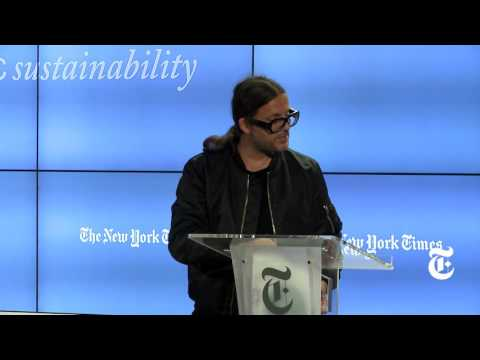 New York Times | International Luxury Conference | 2016 | Day 1 | Strategic Sustainability