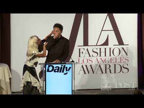 Daily Front Row Fredric Aspira Awards and Lady Gaga