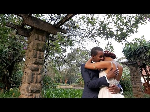 I Vow to be Yours : Ngwatilo + Sam Kenyan Wedding