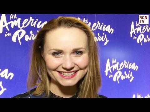 Zoe Rainey Interview An American In Paris West End