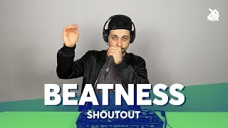 Video BEATNESS | Grand Beatbox Battle Champion 2018 download MP3, 3GP, MP4, WEBM, AVI, FLV Mei 2018