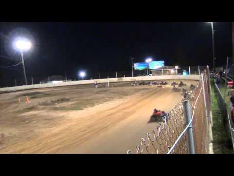 Snydersville Raceway Sr. Clone Feature Race 10-18-2013