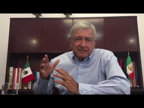 Explica AMLO cómo funciona la mafia en Pemex
