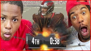 The Most INSANE Final Minute Of A Football Game This Year! - Madden 19 | MUT Wars Ep.41