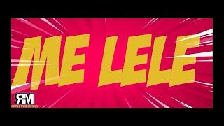 Jhon distrito Ft La Delfy - Melele (Video Lyric Official)