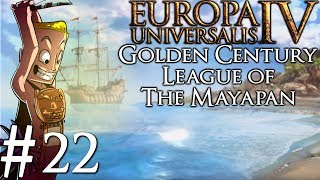 Europa Universalis 4 Golden Century | Huastec | Part 22 | Portugal Joines