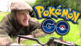 POKEMON GO | GOING TOO FAR?